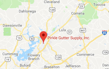 Pirkle Gutter Supply - Gainesville GA Gutter Company
